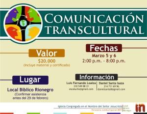 Comunicación Transcultural
