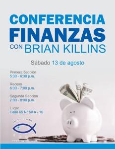 Conferencia sobre Finanzas @ Iglesia Centro Agape | Medellín | Antioquia | Colombia