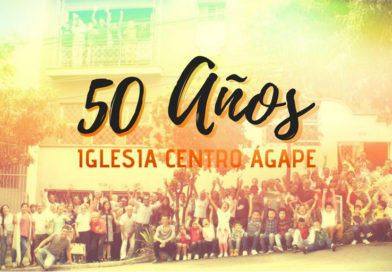50 Años Iglesia Centro Ágape