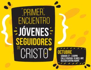 Primer encuentro de Jóvenes @ Iglesia Centro Agape | Medellín | Antioquia | Colombia