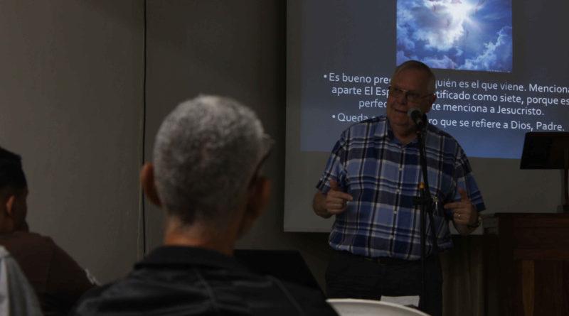 Conferencia Apocalipsis – Roberto Jack